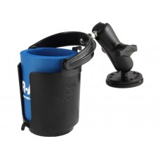 Magnetic Self Levelling Drink Cup Holder Mount